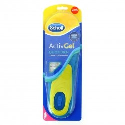 Scholl Gelactiv Semelles Everyday women 2