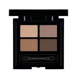Les Couleurs de Noir Soft Touch Eyeshadow Quattro 02 Subtle Nude
