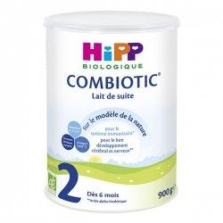 HIPP Combiotic Lait de Suite 2 900g