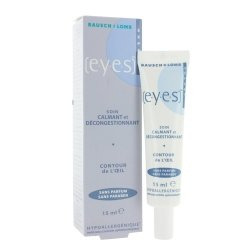 Bausch & Lomb Eyes Expert Soin Calmant et Décongestionnant 15ml
