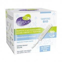 Unyque Tampons Bio 16 Normal