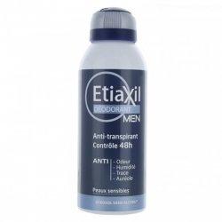 Etiaxil Déodorant Men Anti-Transpirant 48h Aérosol 150ml