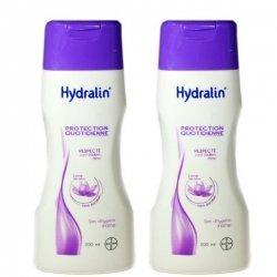 Hydralin Quotidien Gel Lavant - Toilette Intime 2x200ml