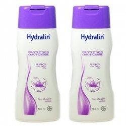 Hydralin Quotidien Gel Lavant - Toilette Intime 2x 400ml