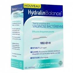 Hydralin Balance Vaginose Bactérienne 7 tubes à usage unique 5ml