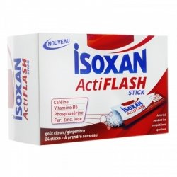 Isoxan ActiFlash 24 sticks