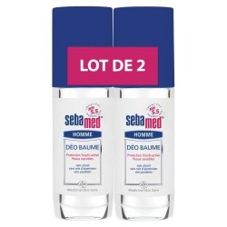 Sebamed Homme Déo Baume Lot de 2 x 50ml