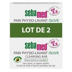 Sebamed Pain Physio-Lavant Olive Lot de 2 x 150g