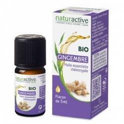 Naturactive Huile Essentielle Bio Gingembre 5ml