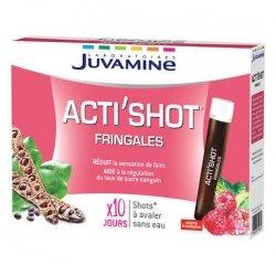 Juvamine Acti'Shot Fringales 10 shots