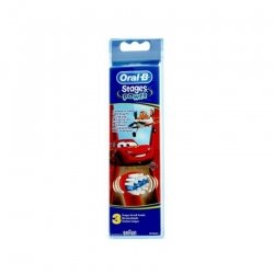 Oral-b Stages 3 brossettes refill eb10-3 cars