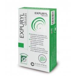 Codifra Expuryl Phytodraineur & détoxiquant général 60 gélules