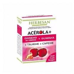 Herbesan Acérola Boost 30 Comprimés