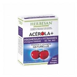 Herbesan Acérola+ 30 Comprimés