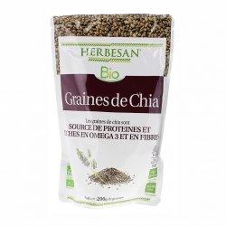 Herbesan Bio Graines de Chia 200g