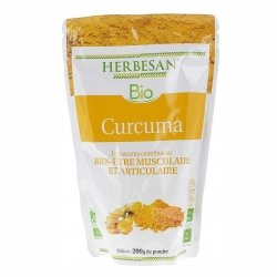 Herbesan Bio Curcuma 200g