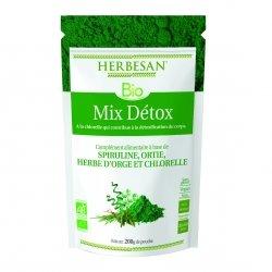 Herbesan Bio Mix Détox 200g