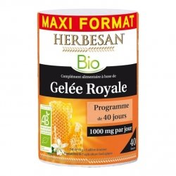 Herbesan Bio Gelée Royale Maxi Format 40g