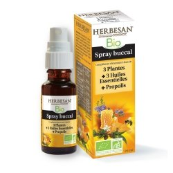 Herbesan Bio Spray Buccal 20ml
