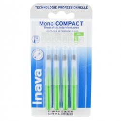 Inava Mono Compact Brossettes Interdentaires Très Large 2,2mm