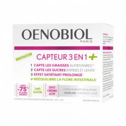 Oenobiol Capteur 3 en 1 - 60 caps
