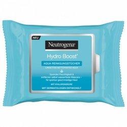 Neutrogena Hydro Boost Lingettes Démaquillantes Aqua x25