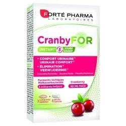 Forte Pharma Cranbyfor Instant 8 gélules