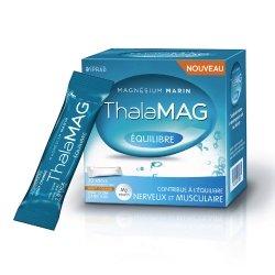 Thalamag Magnésium Marin Equilibre 30 Sticks