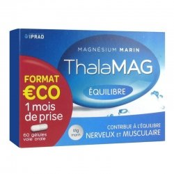 Thalamag Magnésium Marin Equilibre Offre Spéciale 60 Gélules
