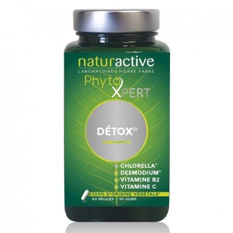 Naturactive Phytoxpert Détox 60 gélules