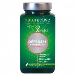 Naturactive Phytoxpert Défenses Naturelles 60 gélules