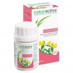 Naturactive Huile Onagre 60 capsules