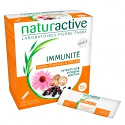 Naturactive Immunité 15 sticks