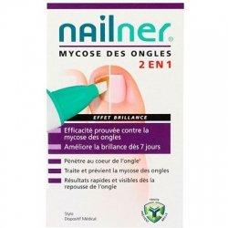 Nailner Mycose des Ongles Stylo 2 en 1 4ml