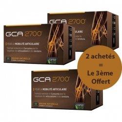 Santé Verte Trio Pack GCA 2700 Articulations 3x60 Comprimés
