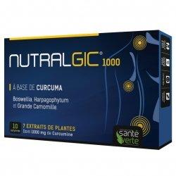 Santé Verte Nutralgic 1000 10 comprimés