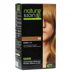 Nature & Soin Coloration Permanente 8N - Blond Clair