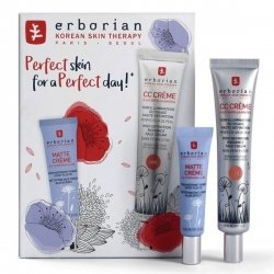 Erborian Coffret Kit Perfect Skin For A Perfect Day