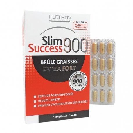 Nutreov Slim Success 900 Brûle Graisses Extra Fort 120 gélules