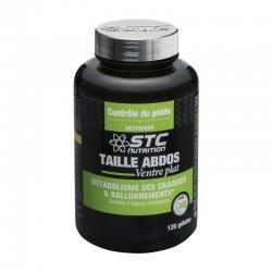 STC Nutrition Taille Abdo Ventre Plat 120 gélules