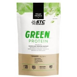 STC Nutrition Green Protein Pomme-Pêche 500g