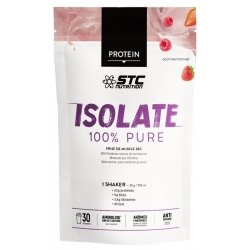 STC Nutrition Protein Premium Isolate 100% Pure Fruits Rouges 750g