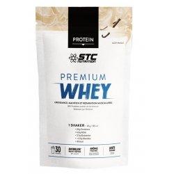 STC Nutrition Protein Premium Whey Vanille 750g