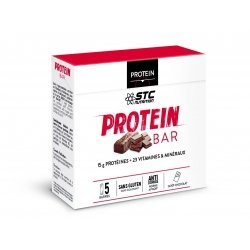 STC Nutrition Protein Bar Chocolat 5 barres
