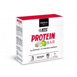 STC Nutrition Protein Bar Pomme 5 barres