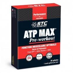 STC Nutrition ATP Max Pre-Workout 30 gélules