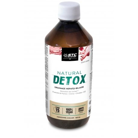 STC Nutrition Natural Detox Cerise 500ml