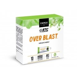 STC Nutrition Over Blast Instant Energy Pomme 10 Gels