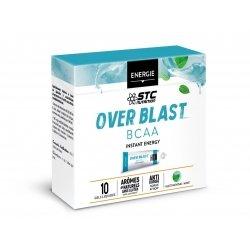 STC Nutrition Over Blast BCAA Menthe Fraîche 10 Gels