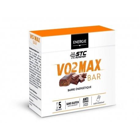 STC Nutrition VO2 Max Bar Chocolat 5 barres